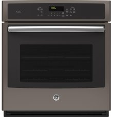 "GE Profile™ Series 27"" Built-In Single Convection Wall Oven"