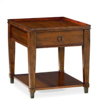 Sunset Valley Rectangular Drawer End Table