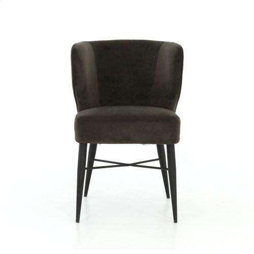 Arianna Dining Chair-bella Smoke