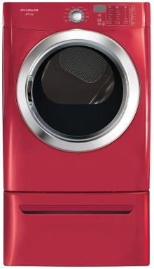 Frigidaire Affinity 7.0 Cu. Ft. Electric Dryer featuring Ready Steam