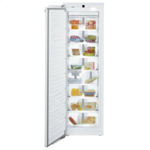 "Liebherr24"" Freezer for integrated use with NoFrost"