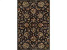 England Floor Coverings Pars Kashan K-2682 Charcoal 5' x 8' Rectangle 101159
