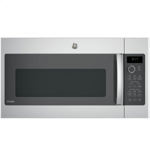 GE Profile™ Series 1.7 Cu. Ft. Convection Over-the-Range Microwave Oven Product Image