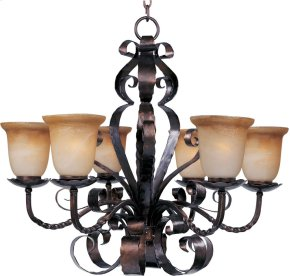 Aspen 6-Light Chandelier