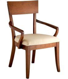 Bella Arm Chair - Upholstered Seat