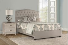 Lila California King Bed - Dove Gray