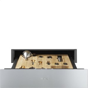 "Smeg24"" Sommelier drawer"
