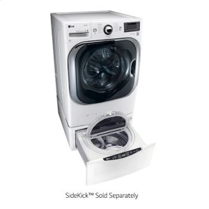 LG Appliances5.2 cu. ft. Mega Capacity TurboWash Washer with Steam Technology