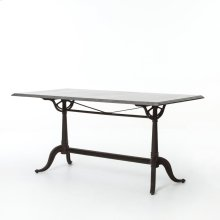 Bluestone Finish Parisian Dining Table