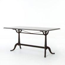 Parisian Dining Table-bluestone