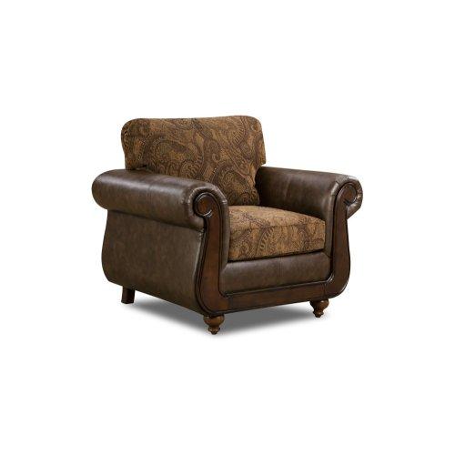 5850 - Kiser Cappucino Sofa
