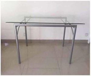 Counter Ht Table