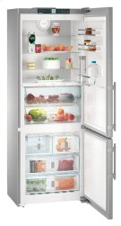 "30"" Fridge-freezer with BioFresh and NoFrost Product Image"