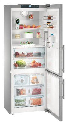 "30"" Fridge-freezer with BioFresh and NoFrost"