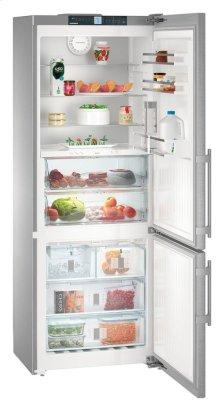 "30"" Fridge-freezer with BioFresh and NoFrost"