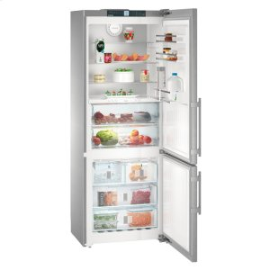 "Liebherr  30"" Fridge-freezer with BioFresh and NoFrost"