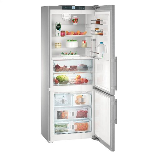 Cbs1660 In By Liebherr In Woodbridge Va 30 Fridge Freezer With
