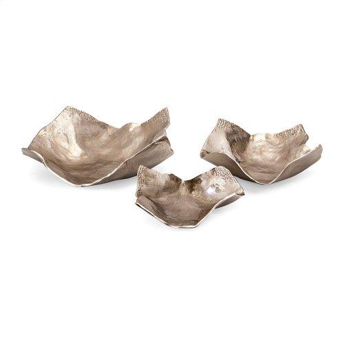 Chapman Decorative Wavy Trays - Set of 3