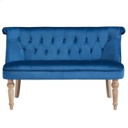 Malika Settee in Blue Product Image