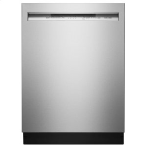 Kitchenaid46 DBA Dishwasher with ProWash™ Cycle and PrintShield™ Finish, Front Control - Stainless Steel with PrintShield™ Finish