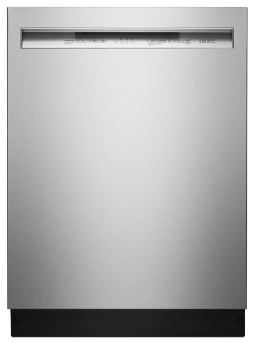46 DBA Dishwasher with ProWash , Front Control - PrintShield Stainless