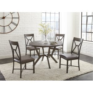 """Steve Silver Co.Alamo Round Dining Table 45"""" x 45"""" x 30"""""""