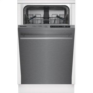 "Blomberg Appliances18"" Slim Tub, Top Control Dishwasher"