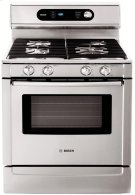 """30"""" Dual Fuel Freestanding Range 700 Series - Stainless Steel Product Image"""