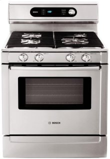 "30"" Dual Fuel Freestanding Range 700 Series - Stainless Steel"