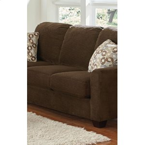 Sofa, W/2 Toss Pillows