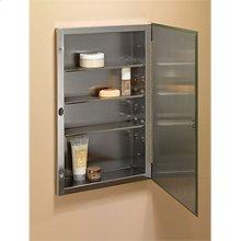 Single-Door Recessed Cabinet