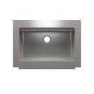 "Classic+ 000110 - farmhouse stainless steel Kitchen sink , 30"" × 18"" × 10"" Product Image"