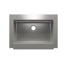 """Classic+ 000110 - farmhouse stainless steel Kitchen sink , 30"""" × 18"""" × 10"""""""