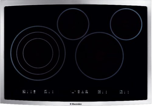30'' Electric Cooktop