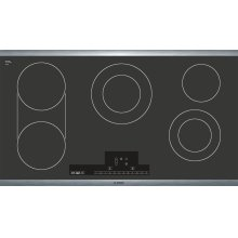800 Series - Black with Stainless Steel Frame NET8666SUC