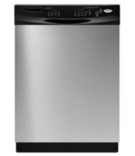 Stainless Steel Whirlpool® Tall Tub Dishwasher