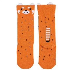 Fox Knee Socks Fits 0-24 Months.