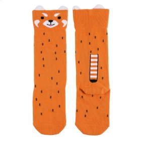 Fox Knee Socks Fits 0-24 Months.