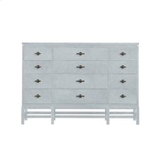 Resort Tranquility Dresser in Sea Salt
