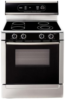 """30"""" Electric Freestanding Range 700 Series - Stainless Steel HES7052C"""