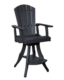 C22 Swivel Pub Chair