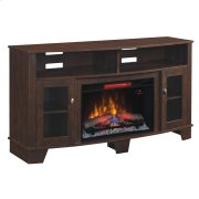 La Salle TV Stand with Electric Fireplace Product Image