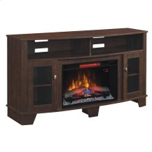 La Salle TV Stand with Electric Fireplace