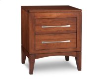 Catalina 2 Drawer Night Stand with Power Management