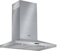 "300 Series HCP30651UC 30"" Pyramid Canopy Chimney Hood 300 Series - Stainless Steel"