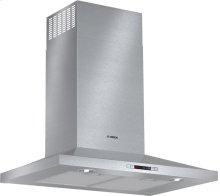 "300 Series HCP30651UC 30"" Pyramid Canopy Chimney Hood 300 Series - Stainless Steel"