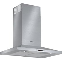 300 Series wall-mounted cooker hood 30'' Stainless steel HCP30651UC