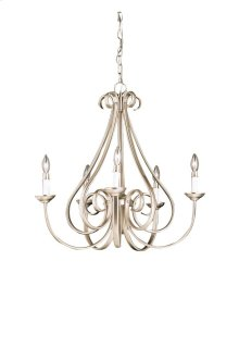 Dover Collection Dover 5 Light Chandelier - NI