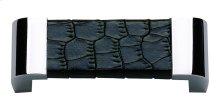 Paradigm Pull 3 Inch (c-c) - CH & Black Croc Leather