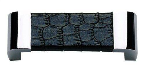 Paradigm Pull 3 Inch (c-c) - CH & Black Croc Leather